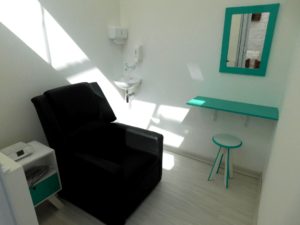 Respire Care - Sala de Atendimento Privativo